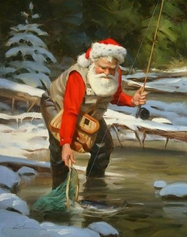 santa-flyfish