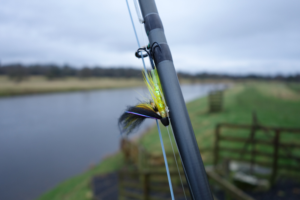 River tweed salmon fishing