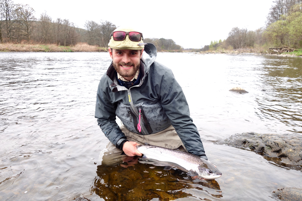 salmon knockando spey