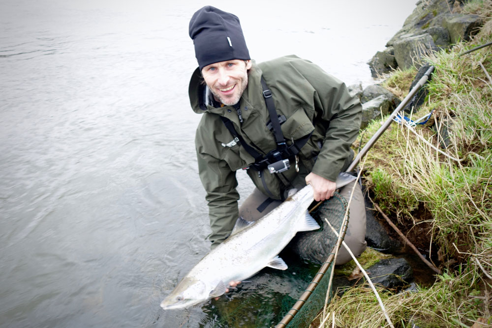Opening days on the river Tweed – Video