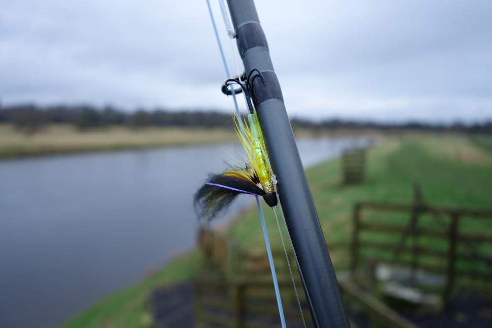 River tweed salmon fishing