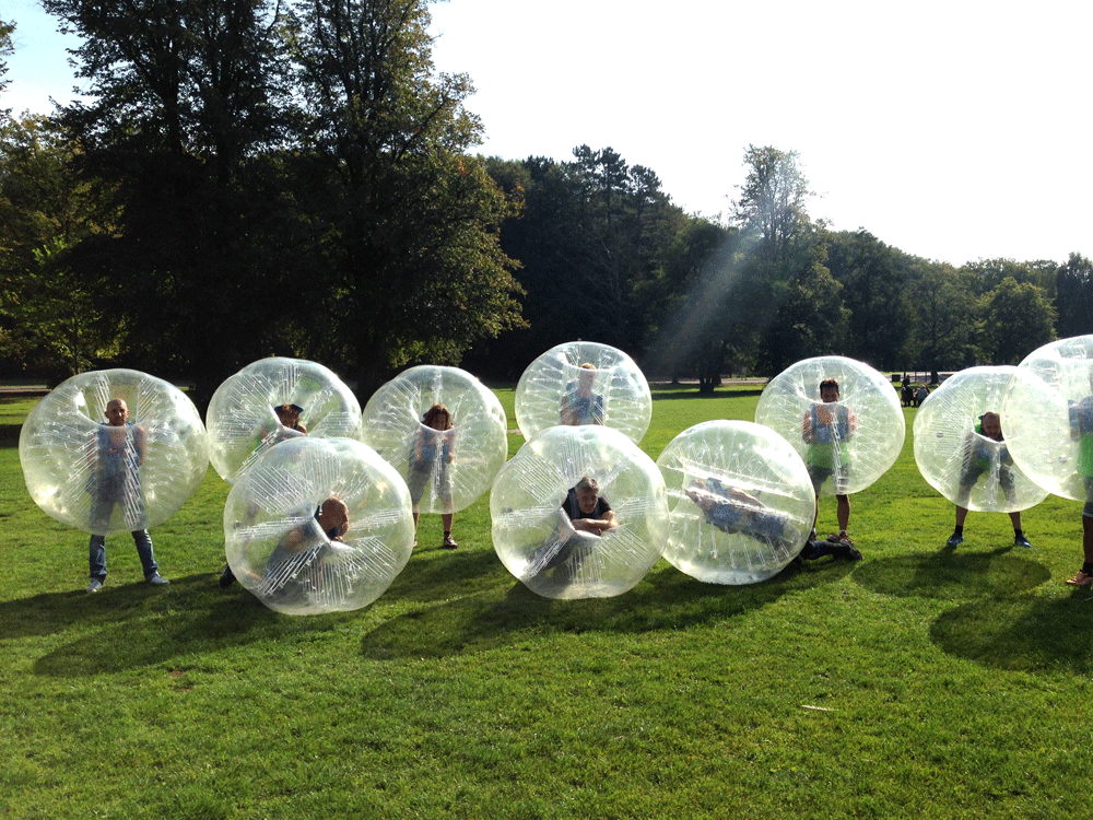 bubble football Malmö